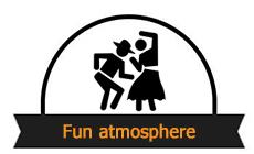 Fun Atmosphere